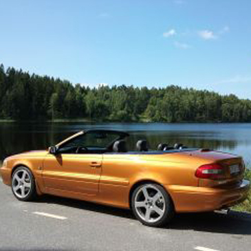 Volvo C70-klubben på Youtube