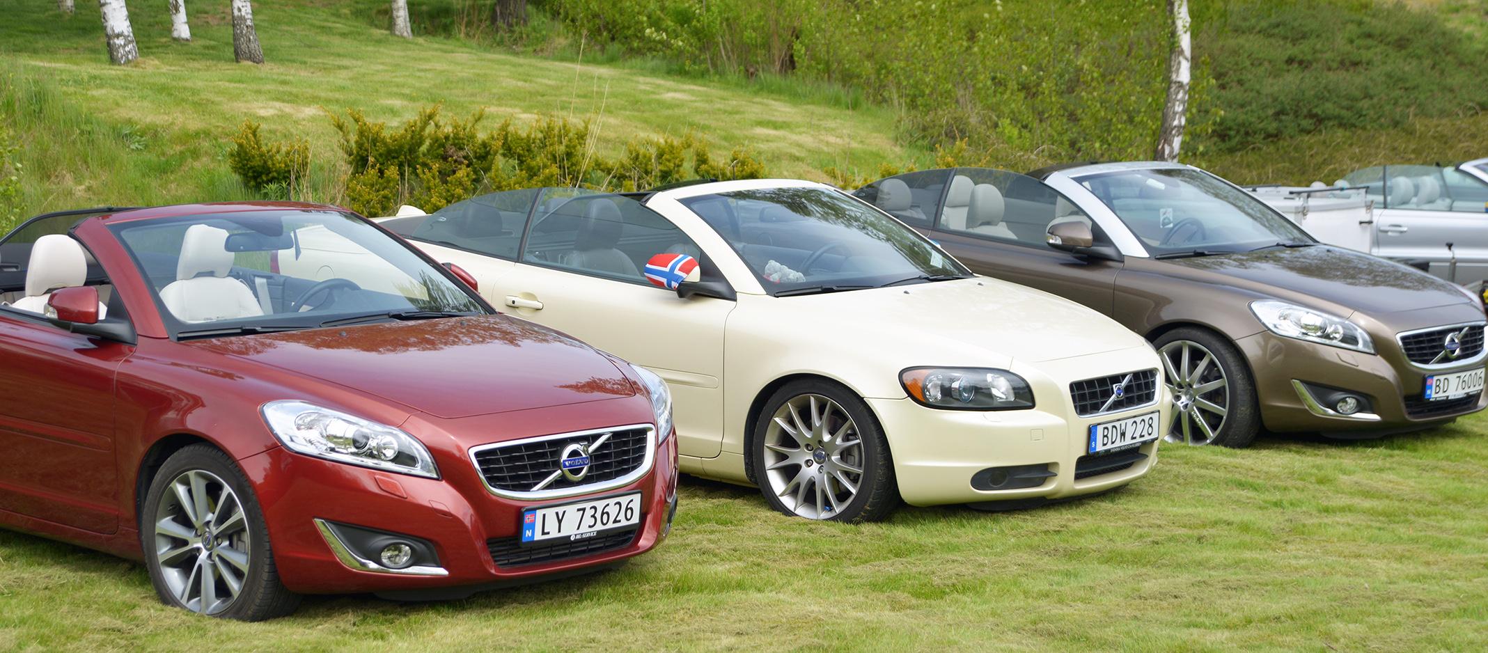 Välkommen till Svenska Volvo C70 klubbens nya hemsida!